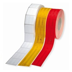 marcajele de contur alb, rosu, galben