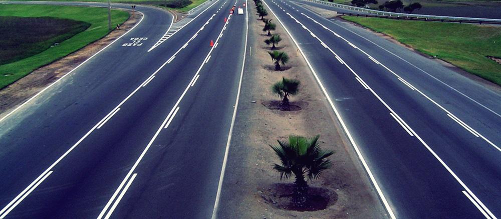 aplicare marcaje rutiere pe autostrazi