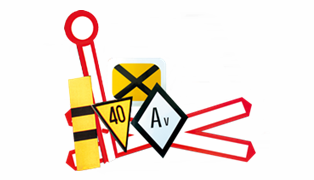 indicatoare feroviare