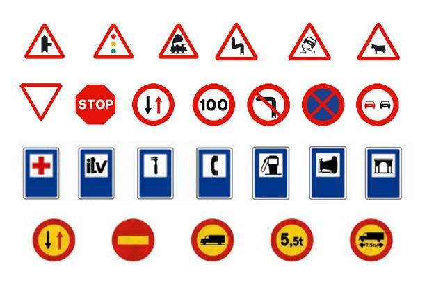 indicatoare rutiere aluminiu